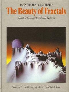 <i>The Beauty of Fractals</i> Book by Heinz-Otto Peitgen