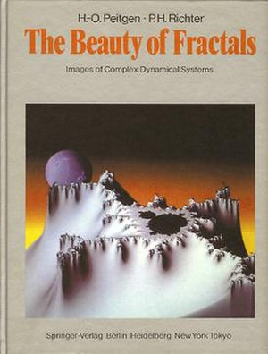 The Beauty of Fractals - Cover