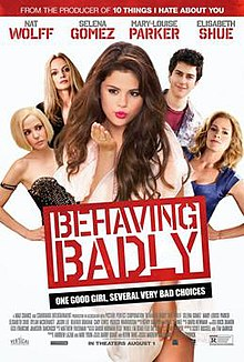Behaving Badley Movie poster.jpg