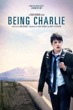 Being Charlie - Theatrical release poster