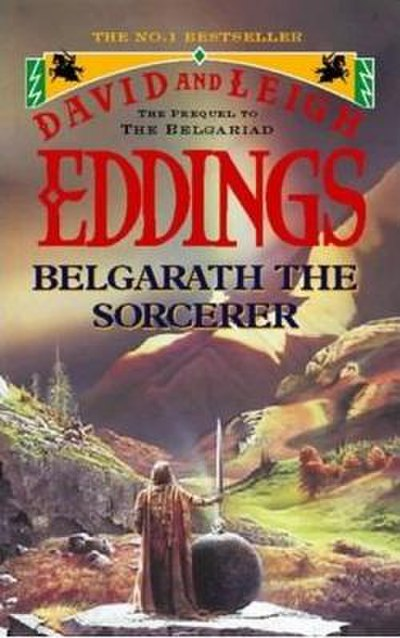 Picture of a book: Belgarath The Sorcerer