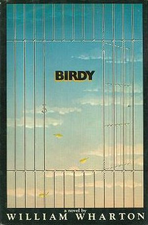 Birdy (novel) - Front cover of first edition