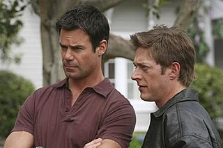 Bob Hunter and Lee McDermott fictional characters on Desperate Housewives