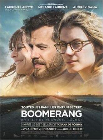 Boomerang (2015 film) - Film poster