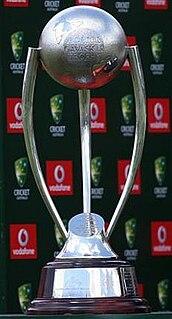 Border–Gavaskar Trophy bilateral test series played between India and Australia