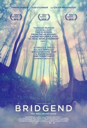 Bridgend (film) - Theatrical release poster
