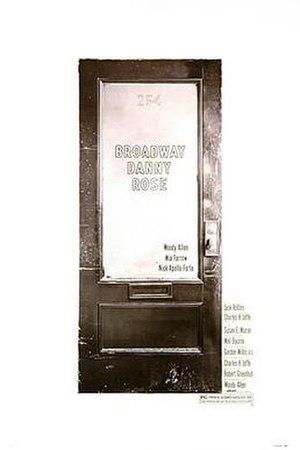 Broadway Danny Rose - Image: Broadway danny rose