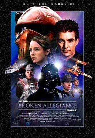 Broken Allegiance - Image: Broken Allegiance