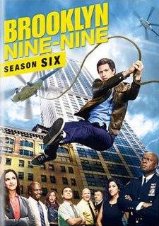 <i>Brooklyn Nine-Nine</i> (season 6) Season of American television series Brooklyn Nine-Nine