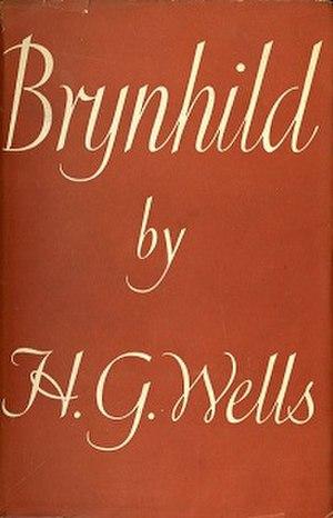 Brynhild (novel) - First UK edition