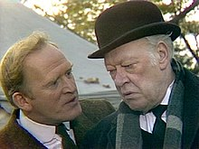 Butler Hudson and Butler Makepiece (Upstairs, Downstairs 1971 TV series - A Change of Scene).jpg