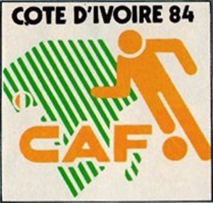 1984 African Cup of Nations - Image: CAN 1984 (logo)