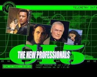 <i>CI5: The New Professionals</i>