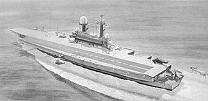 David Luce - The CVA-01 aircraft carrier programme, the cancellation of which led to Luce's resignation as First Sea Lord