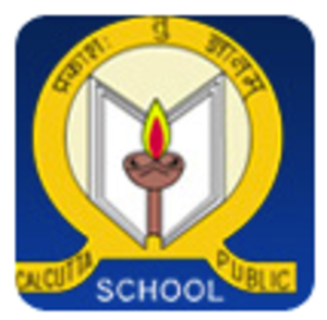 Calcutta Public School - Image: Calcutta PS logo