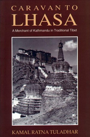 Caravan to Lhasa - Image: Caravan to lhasa book cover