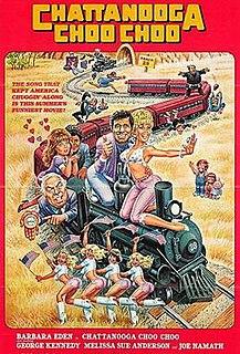 <i>Chattanooga Choo Choo</i> (film) 1984 film by Bruce Bilson