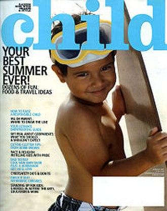 Child (magazine) - Final issue of Child, June/July 2007