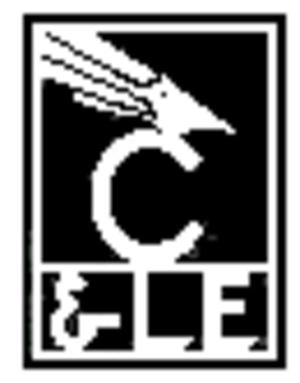 Cincinnati and Lake Erie Railroad - Image: Cincinnati and Lake Erie logo