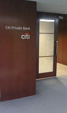 [edit] Citi Private Bank