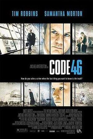 Code 46 - Code 46 film poster
