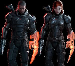 Commander Shepard - Image: Commander Shepard
