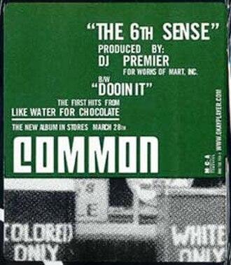 The 6th Sense - Image: Common 6th sense