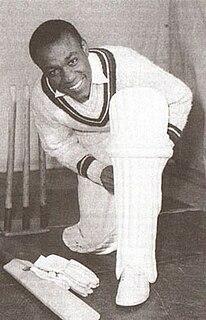 Conrad Hunte Barbadian cricketer