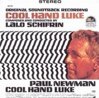Cool Hand Luke (soundtrack) - Image: Cool Hand Luke 1967