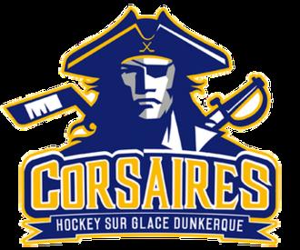Corsaires de Dunkerque - Image: Corsaires de Dunkerque Logo(2015 )