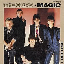 Cover for Magic by The Cars.jpg