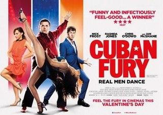 <i>Cuban Fury</i> 2014 British film