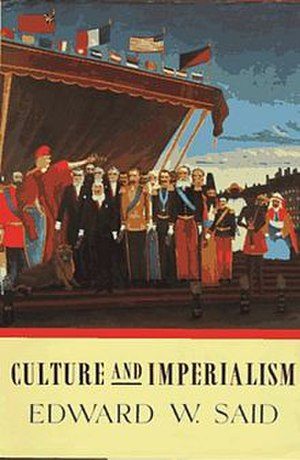 Culture and Imperialism - Cover of the first edition