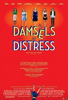 DVD Review: Whit Stillman's 'Damsels in Distress'