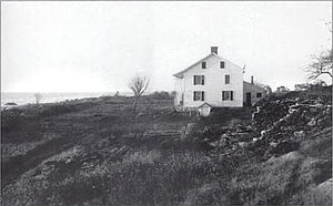 United States v. Jackalow - The Leete farm in Sachem's Head, which was mortgaged to purchase the Spray