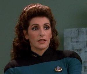 Deanna Troi - Image: Deanna Troi
