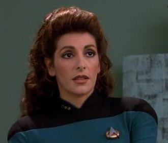 Deanna Troi - Commander Deanna Troi