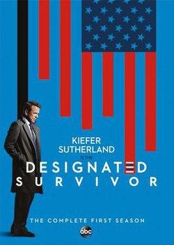 Designated Survivor Temporada 1 WEB DL 1080p Español Latino