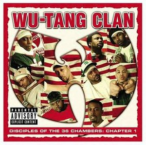 Disciples of the 36 Chambers - Image: Disciples of the 36 Chambers Wu Tang Clan