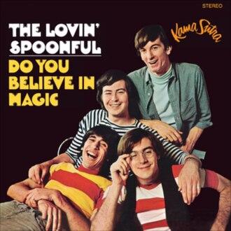 Do You Believe in Magic (album) - Image: Do you believe in magic