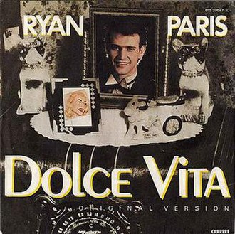 Dolce Vita (song) - Image: Dolce Vita song
