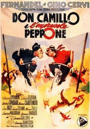 Giovannino Guareschi - Don Camillo e l'onorevole Peppone