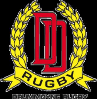 Drummoyne DRFC - Image: Drummoyne Rugby Club logo
