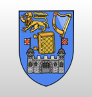 Dublin University Cricket Club - Image: Dublin University Cricket Club badge