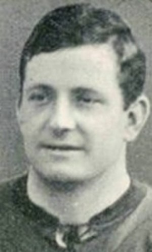 Dusty Rhodes (footballer) - Rhodes while with Brentford in 1911.