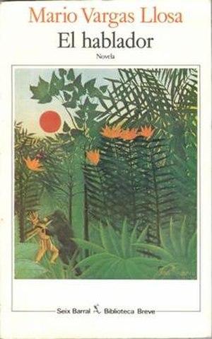 The Storyteller (Vargas Llosa novel) - Image: El Hablador