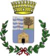 Coat of arms of Elmas