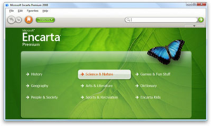 collection microsoft encarta 2006 gratuit