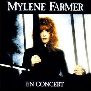 En concert (Mylène Farmer album) - Image: Enconcert 89