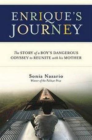 Enrique's Journey - The cover of Enrique's Journey by Sonia Nazario.